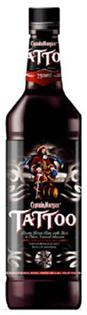 Captain Morgan Rum Tattoo 750ml